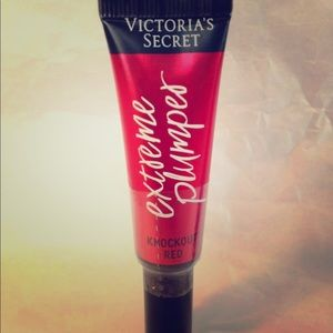Victoria's Secret Extreme plumper in knockout red